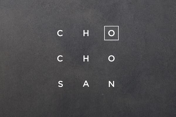 Cho Cho San Logo