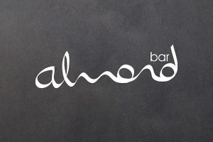 Almond Bar Logo