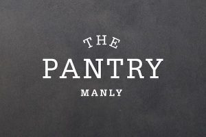 The Pantry Manly Logo
