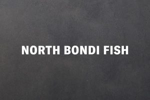 North Bondi Fish Logo