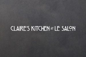 Claire's Kitchen Logo