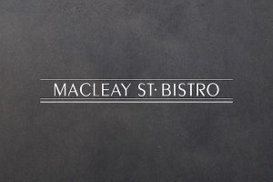 Macleay St Bistro Logo