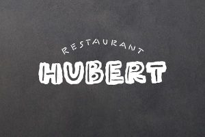 Restaurant Hubert Logo