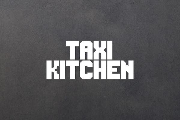 Taxi Kitchen Logo
