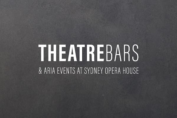 Sydney Opera House Theatre Bars Logo